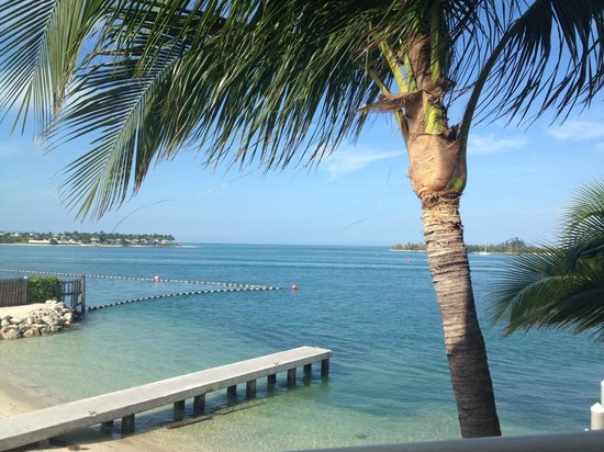 Hyatt Key West Resort and Spa: Deluxe Gulf Front King Room View
