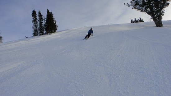 Grand Targhee Resort:                   No Lineups