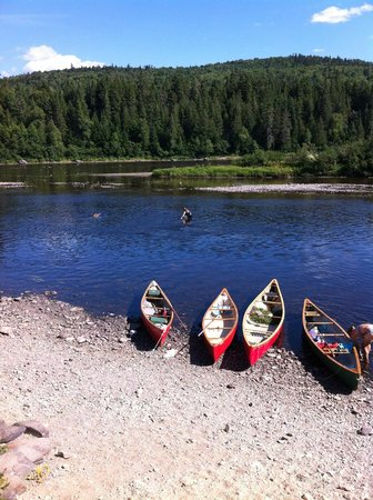 Mahoosuc Guide Service: Peaceful day on the Allagash