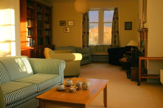 Corriechoille Lodge: Guests Sittingroom