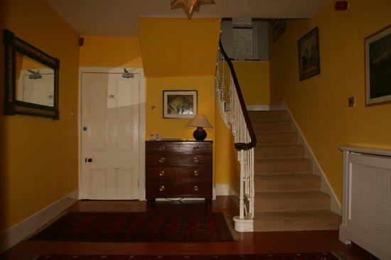 Corriechoille Lodge: Hallway
