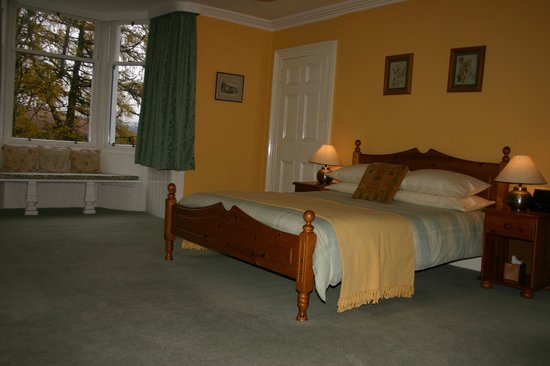 Corriechoille Lodge: Double Room