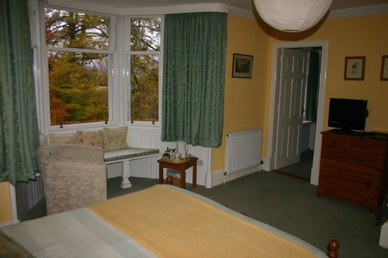 Corriechoille Lodge: Family / Twin Room