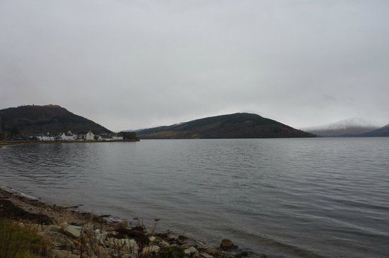Loch Fyne Hotel & Spa: view from Inveraray