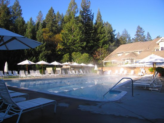 Meadowood Napa Valley: Pool