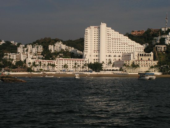 Tesoro Manzanillo: Returning from a snorkeling tour