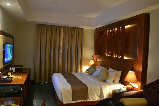 Kuta Seaview Boutique Resort & Spa: nice bedroom