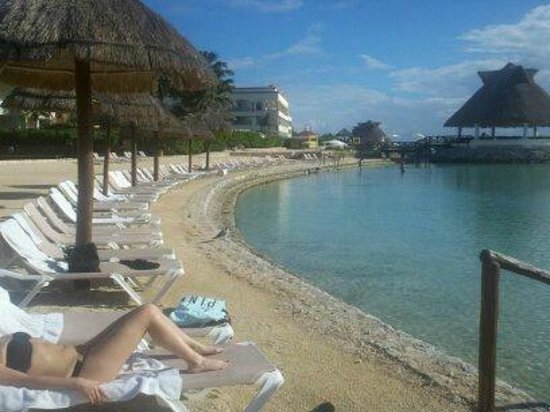 Heaven at the Hard Rock Hotel Riviera Maya: Lagoon