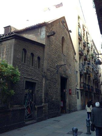 Casa Camper Hotel Barcelona: Calla Elisabeth