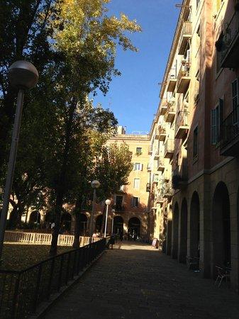 Casa Camper Hotel Barcelona: Calla Elisabetha