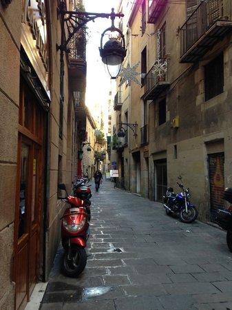 Casa Camper Hotel Barcelona: Calla Elisabeta