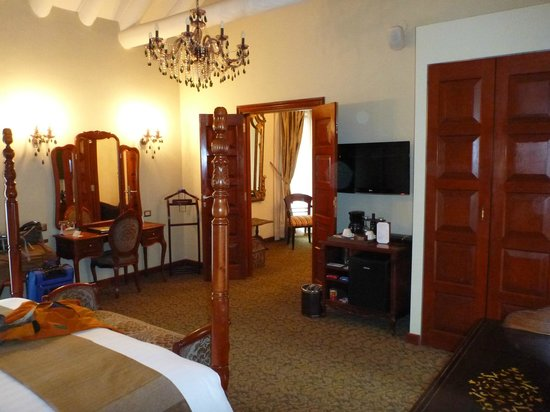 Aranwa Cusco Boutique Hotel: Suite
