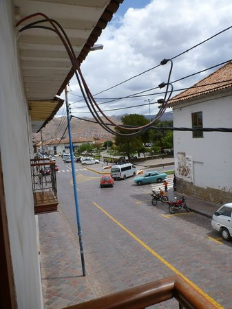 Aranwa Cusco Boutique Hotel: View from suite