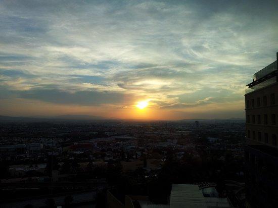 Crowne Plaza Queretaro Diamante: un bello amanecer