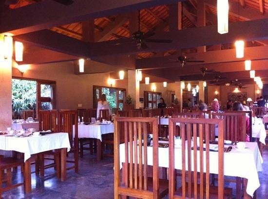 Pilgrimage Village: sala de desayuno