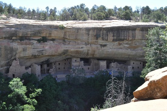 Balcony House: Mesa Verde Cliff Dwelling