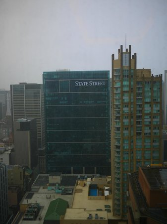 Hilton Sydney: View from 42nd floor