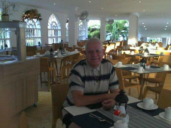 Hotel Caribe: COMEDOR