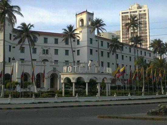 Hotel Caribe: FACHADA DEL HOTEL