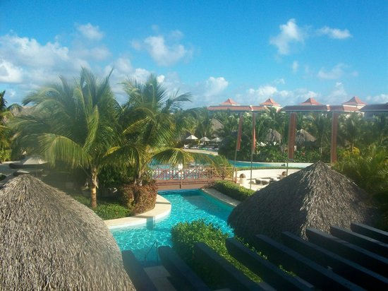 The Reserve at Paradisus Palma Real: the view from our room