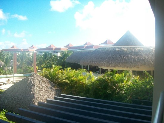 The Reserve at Paradisus Palma Real: view from balcony