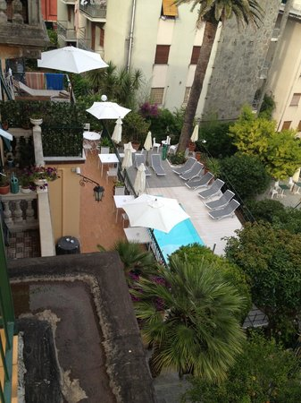 Hotel Villa Anita: Pool