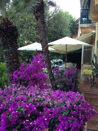 Hotel Villa Anita: dining area