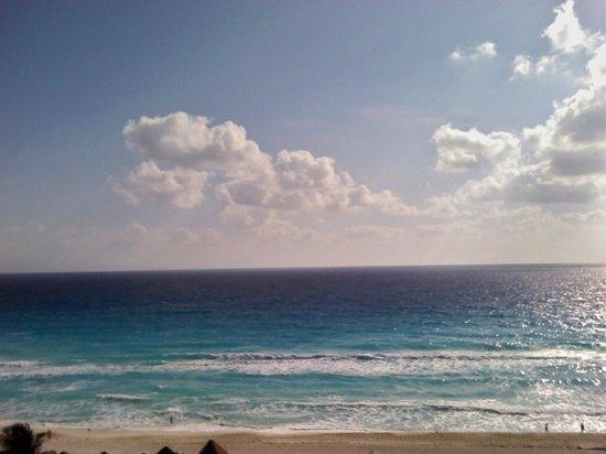 Paradisus Cancun: El mar de Cancun