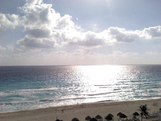 Paradisus Cancun: Buenos dias Señor Sol