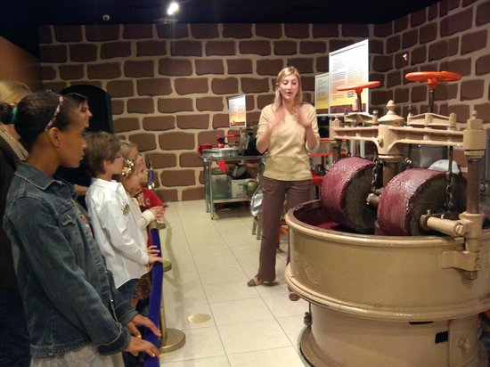 Tour our Micro Batch Chocolate Factory at Chocolate Kingdom