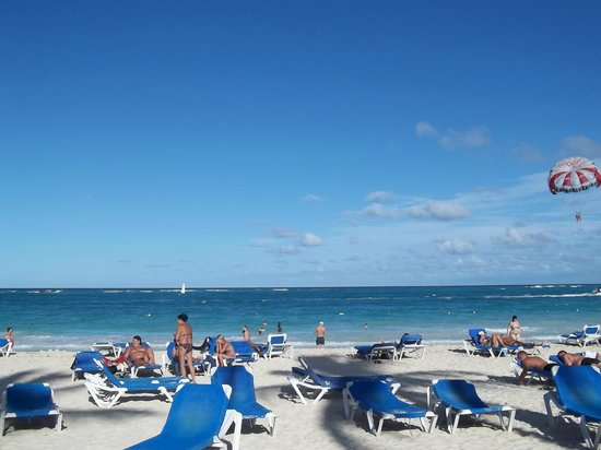Caribe Club Princess Beach Resort & Spa: plage