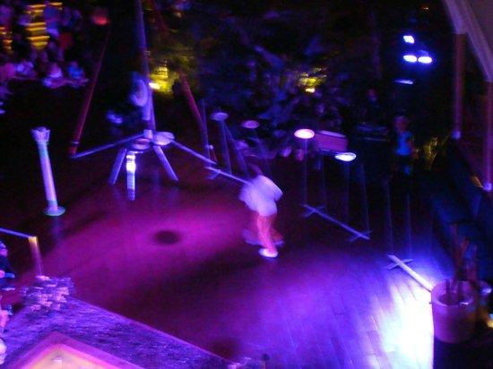Paradisus Cancun: Una recreacion de un Circo