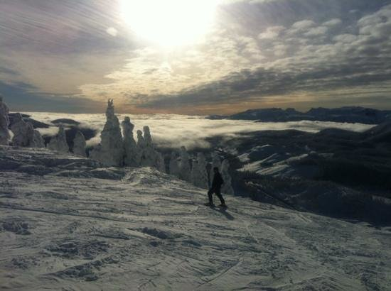 Mount Washington Alpine Resort: Mount Washington, BC - December 27, 2012