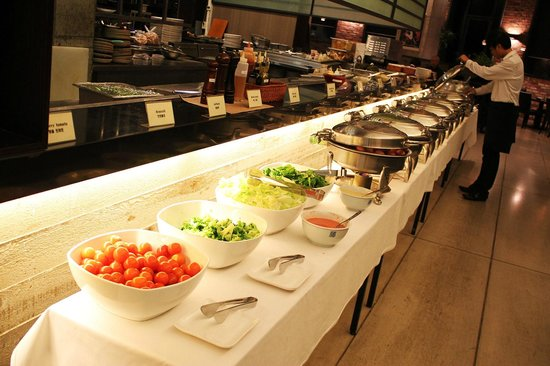 Fraser Place Central Seoul: First Floor Restaurant - Breakfast Buffet