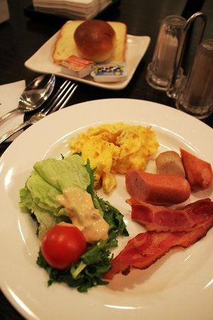 Fraser Place Central Seoul : Breakfast