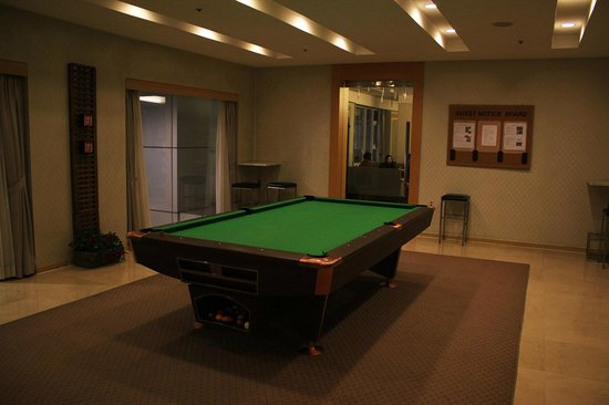 Fraser Place Central Seoul: Recreation Room Area