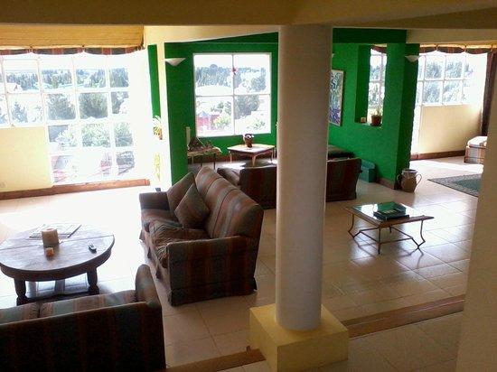 Hostel International Point: lobby