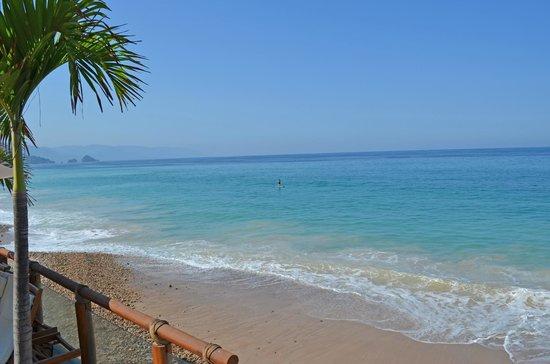 Hotel Playa Fiesta: private sandy beach