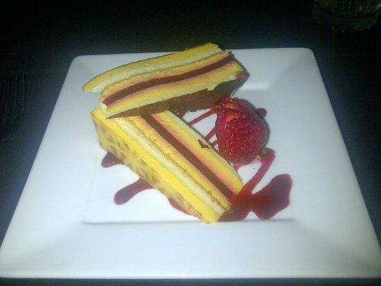 Sebastian's Hideout: Dessert
