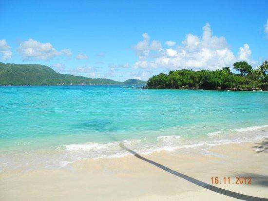 Grand Bahia Principe Cayacoa: escurcion a playa Rincon a poco tiempo del Cayacoa