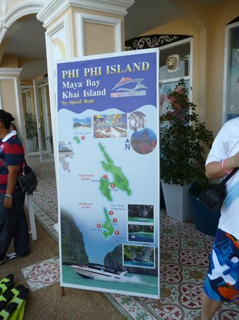 Phuket Absolute Marine : Meeting at the port