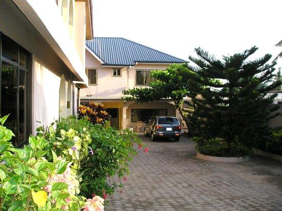 Osdahouse Home Lodge: Grounds 