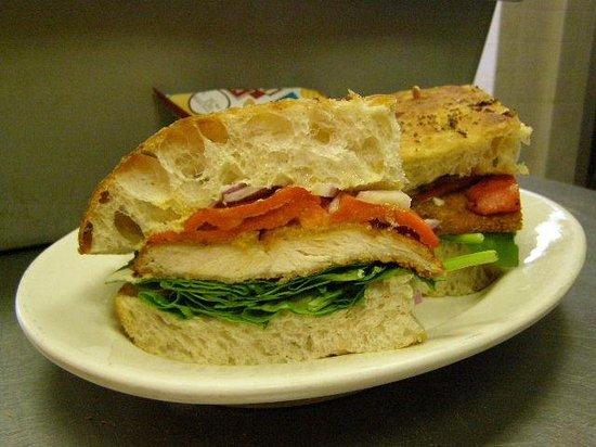 Angelino's Restaurant Pizzeria: Lunch Sandwich