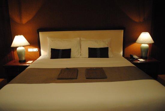 โรงแรม เดอะ ริม เชียงใหม่: la habitacion
