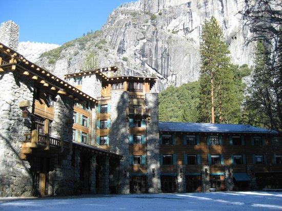 The Majestic Yosemite Hotel: view