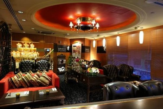 The Charterhouse Causeway Bay Hotel: Harry's Bar