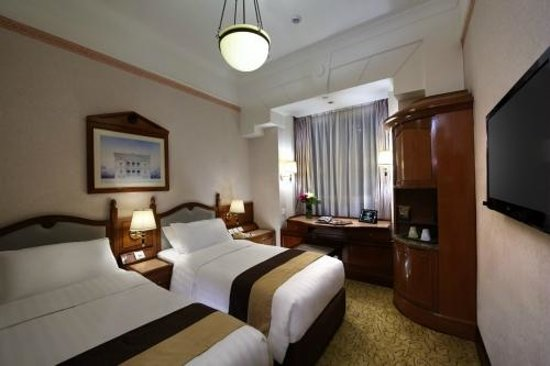 The Charterhouse Causeway Bay Hotel: Superior