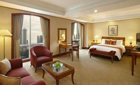 Richmonde Hotel Ortigas: Junior Suite