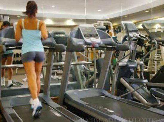 Richmonde Hotel Ortigas: Gym