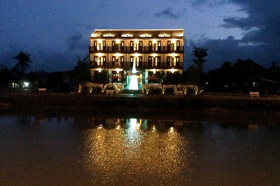 Little Hoian Boutique Hotel & Spa: exterior